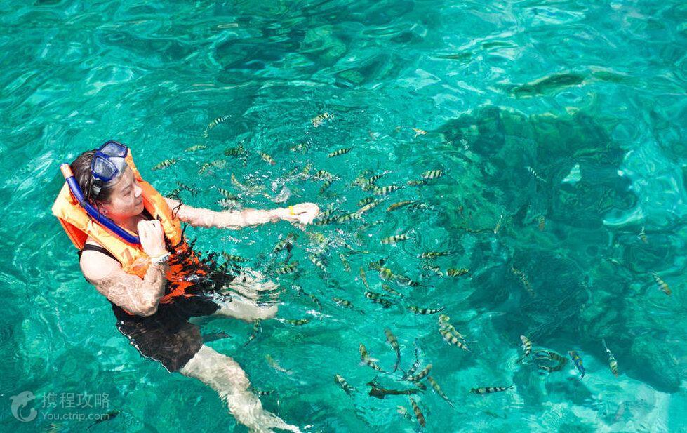 泰国普吉岛+皮皮岛7日跟团游·白班机+独家曼塔宁+岛