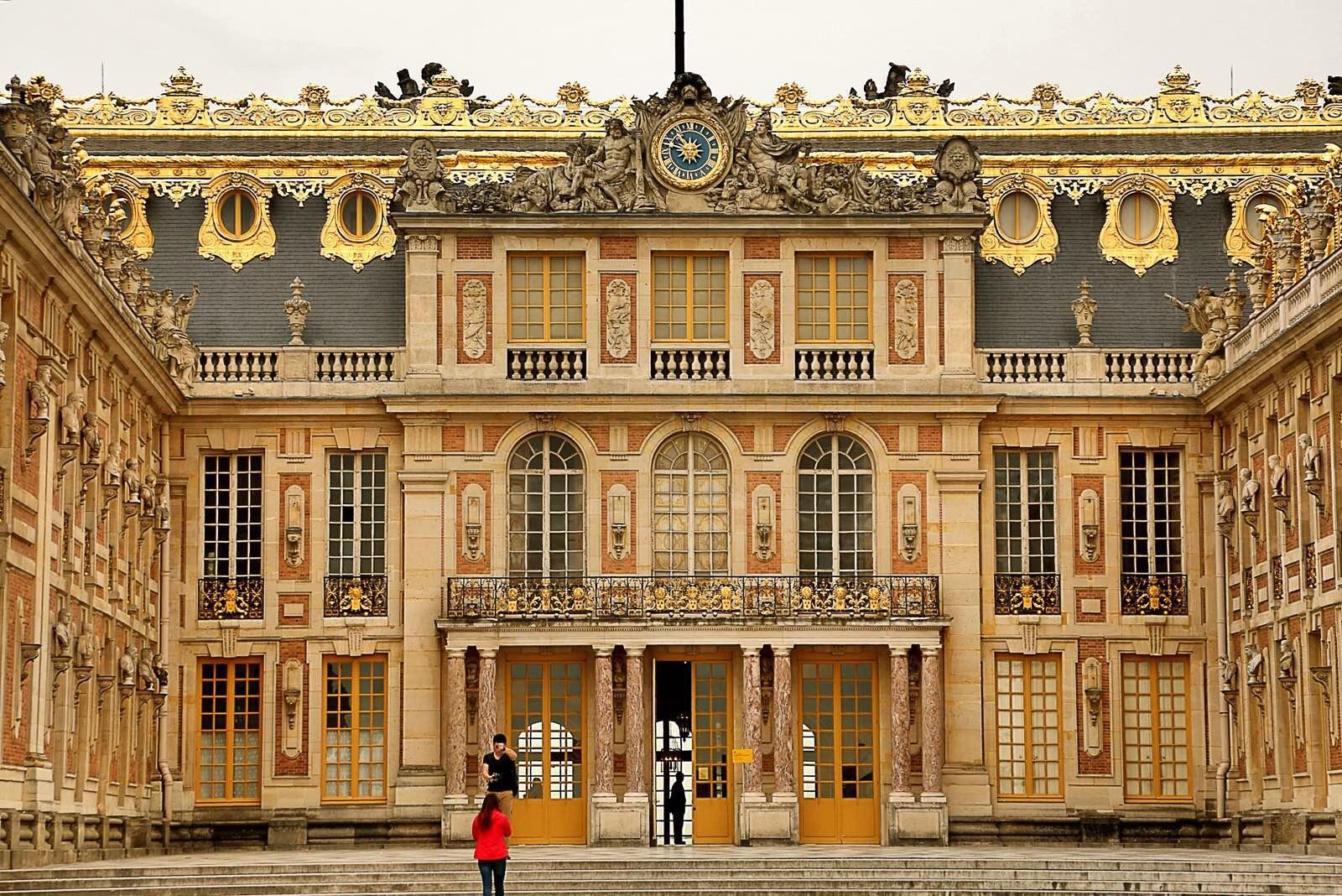 欧式神话宫殿