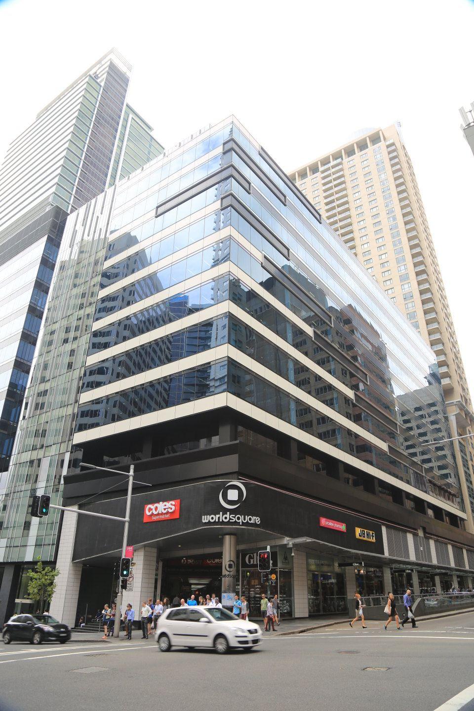 堪培拉21日自由行⒂悉尼7-悉尼塔skywalk-我的世界旅