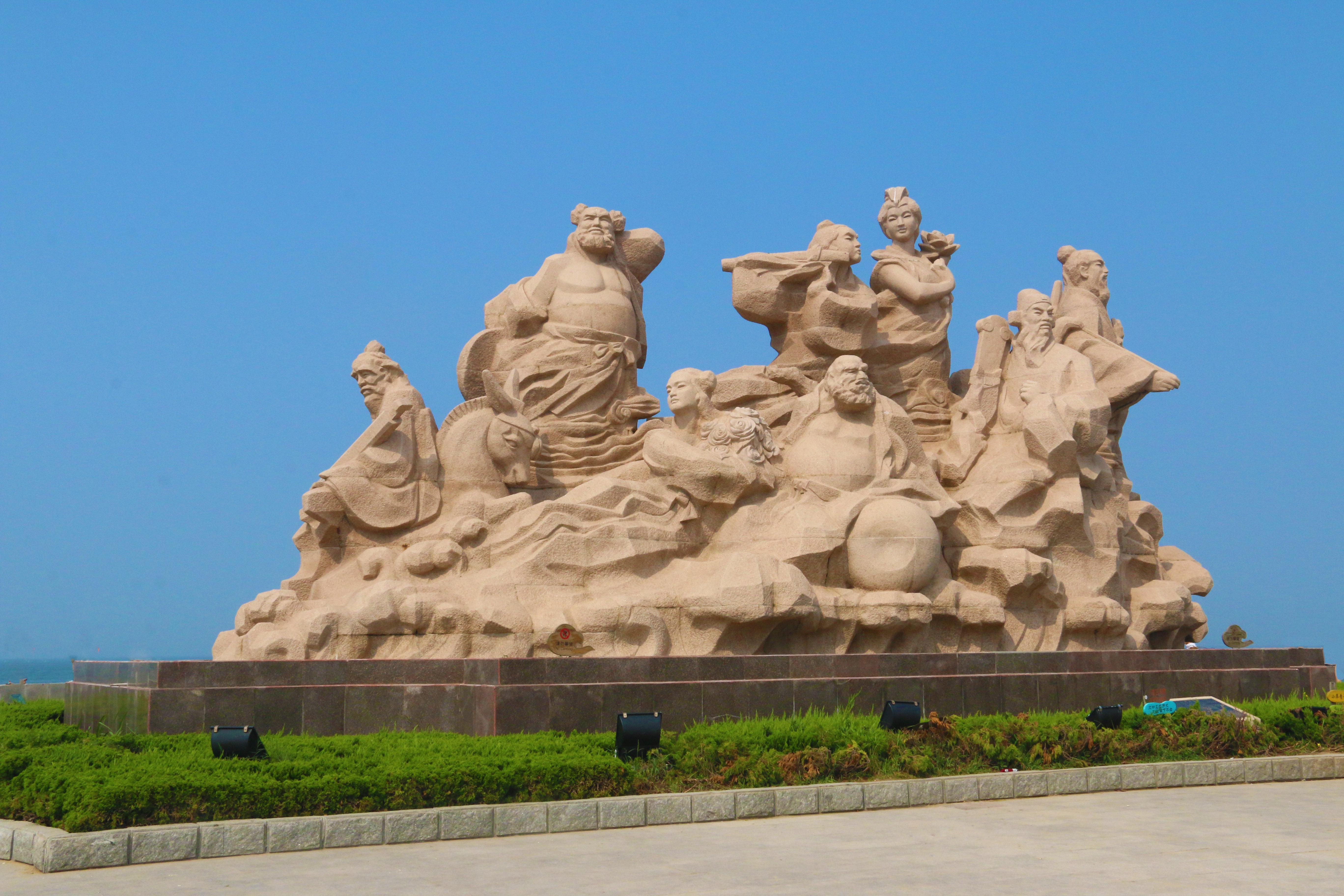 天津出发!威海青岛蓬莱自驾六日游,一家四口带老人超欢乐!