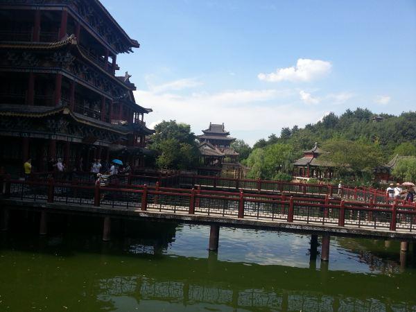 杭州宋城,云栖竹径,杭州野生动物园