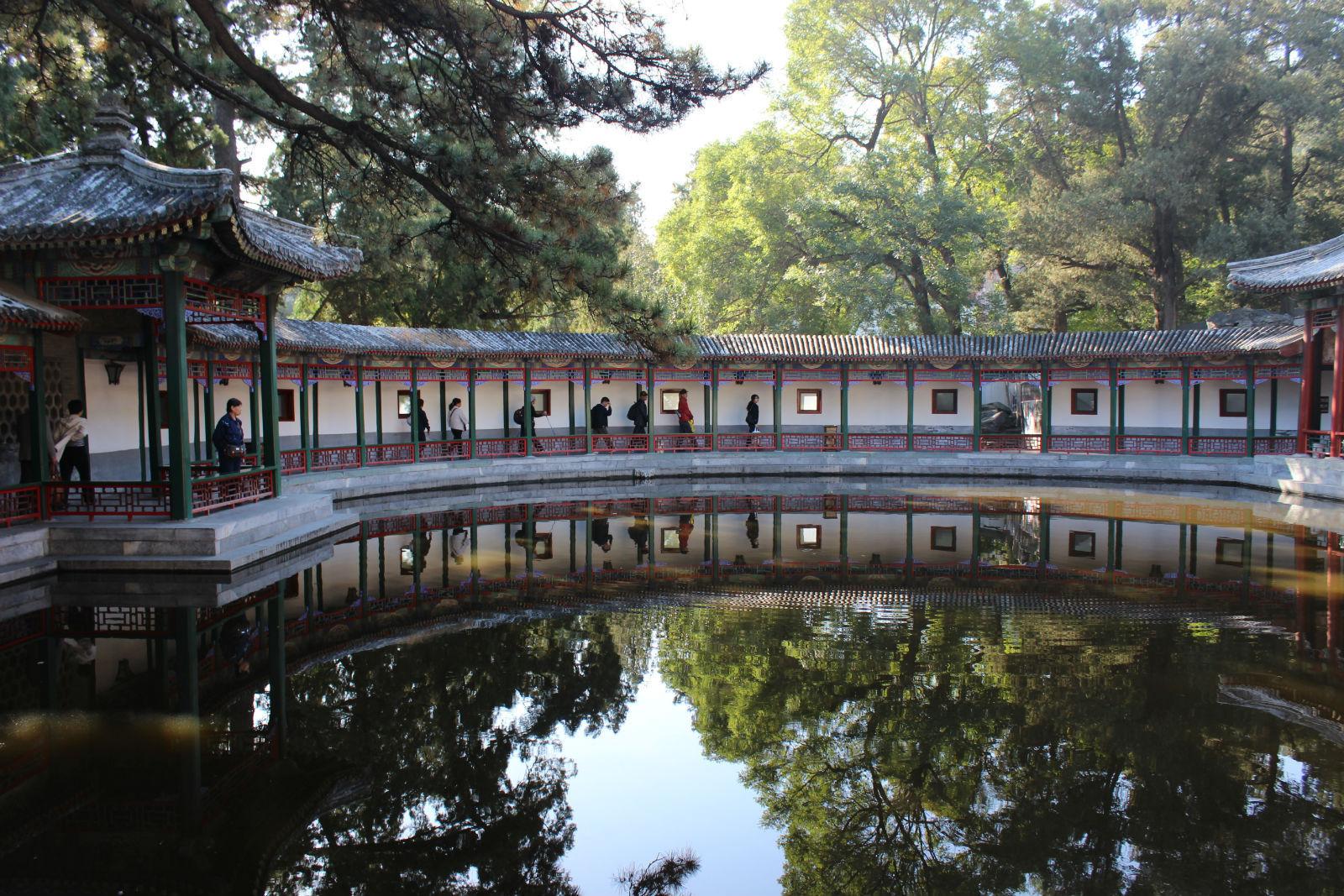 香山公园    -2
