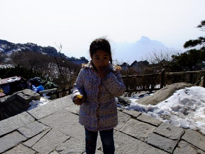 带着4岁半游记登泰山长城游北京城-北京攻略wowv游记部落女儿小号图片