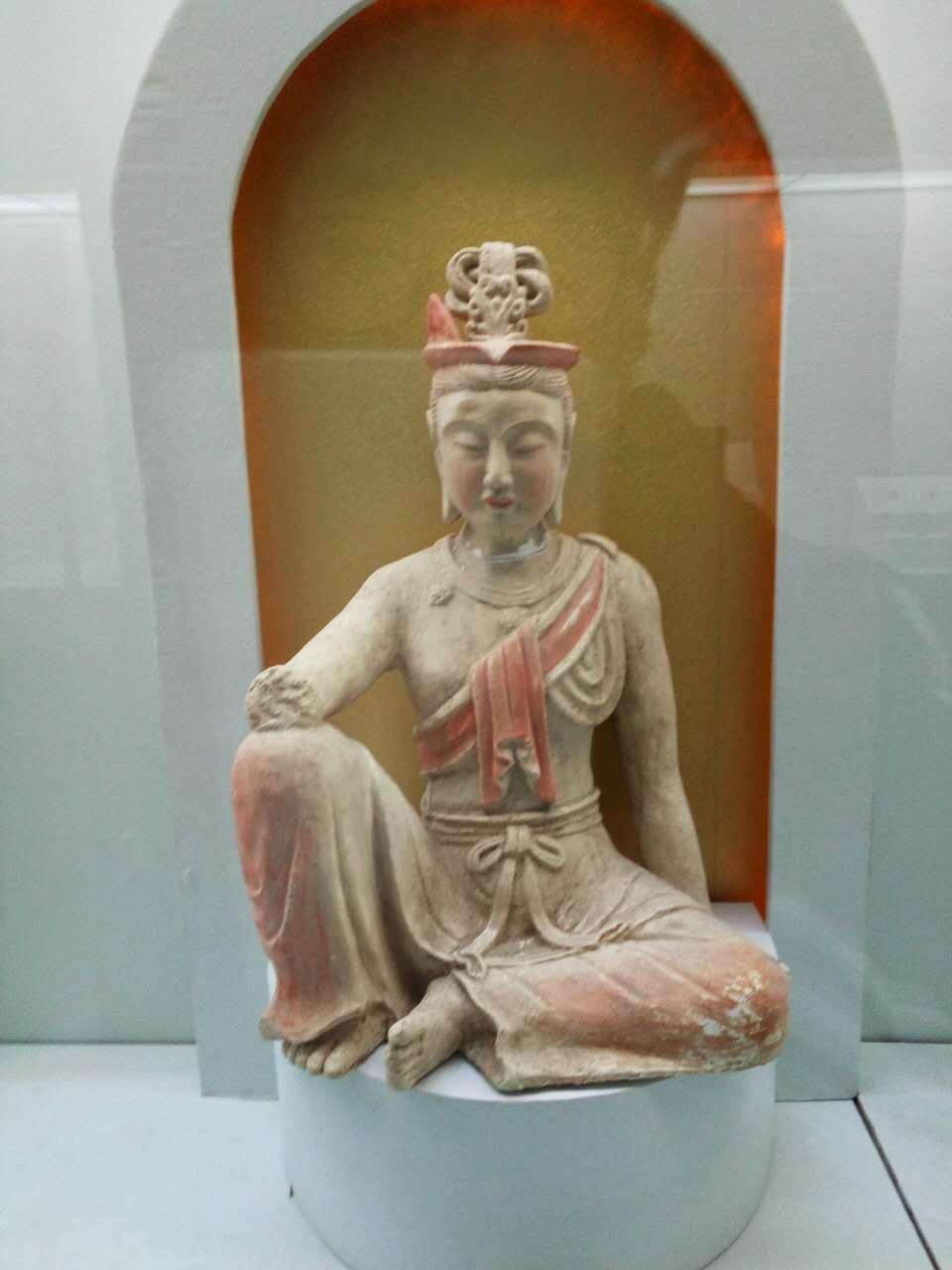 西夏党项人崇尚佛教文化