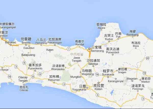 行走在印尼——中爪哇旅游攻略 - 爪哇岛游记攻略