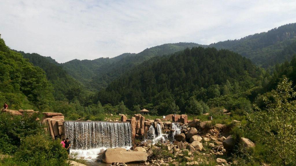 赤峰宁城县道须沟景区