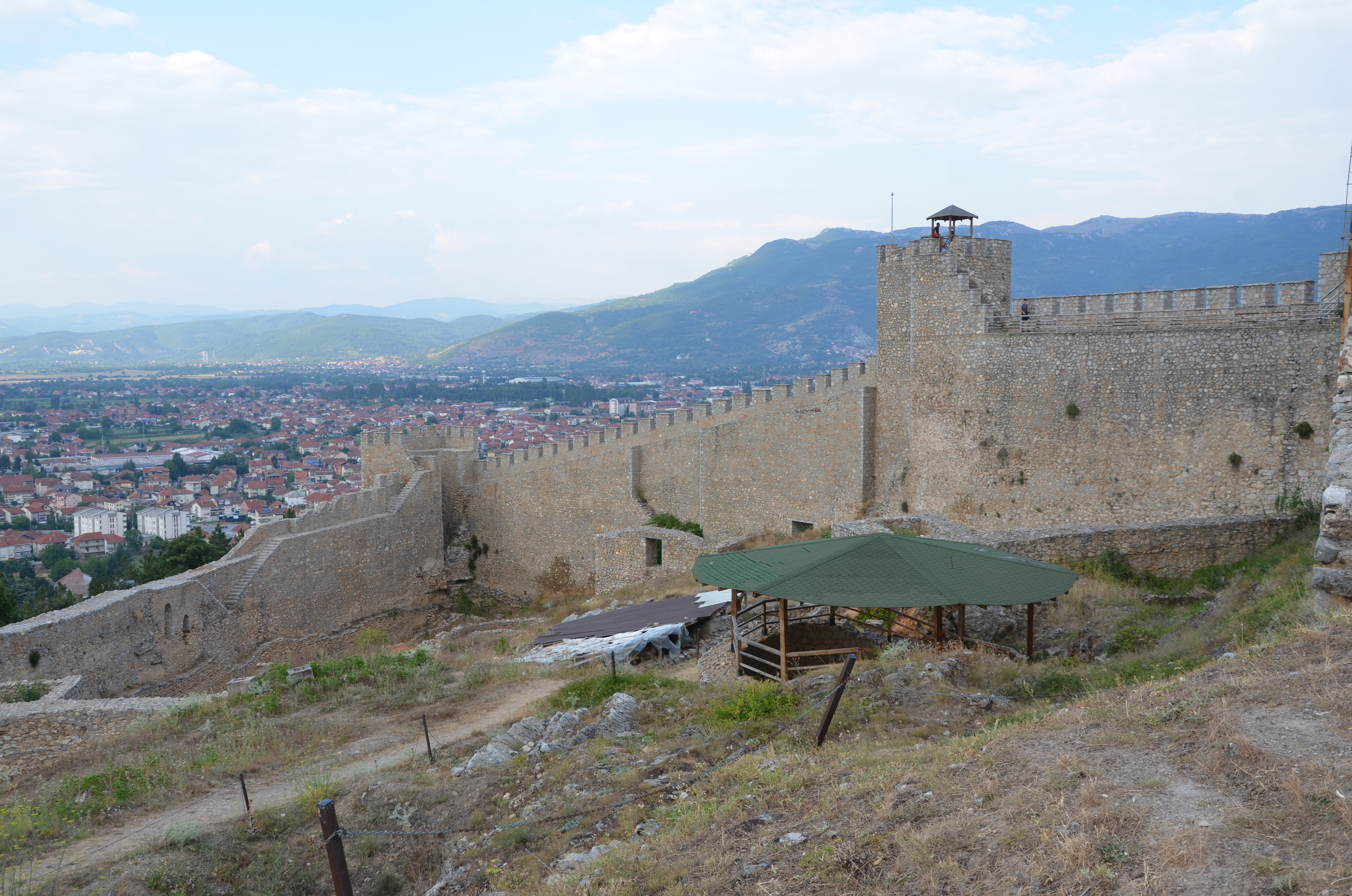 奧赫里德古城區  Ohrid Old City   -0