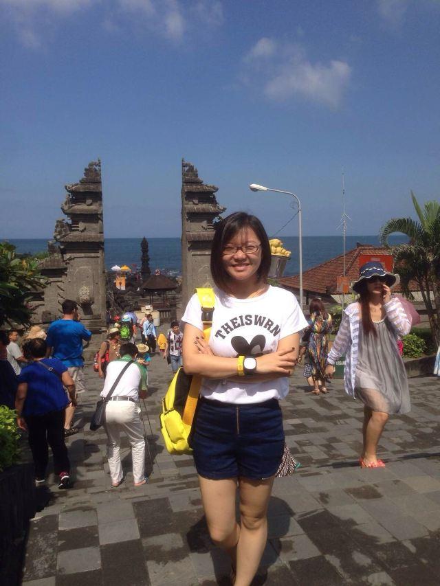 《享受吧,一个人的旅行》巴厘岛 亚庇