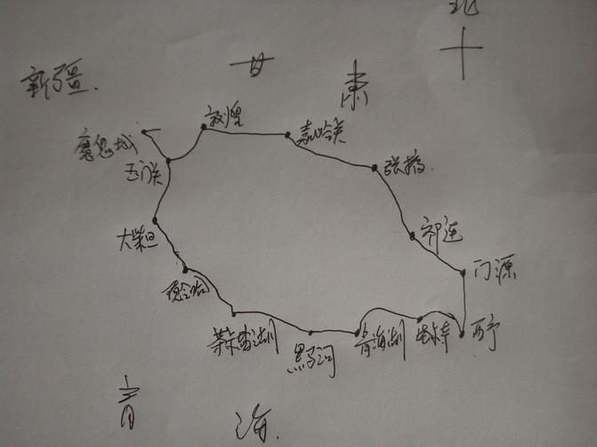 西宁青海湖敦煌大环线7日游全攻略