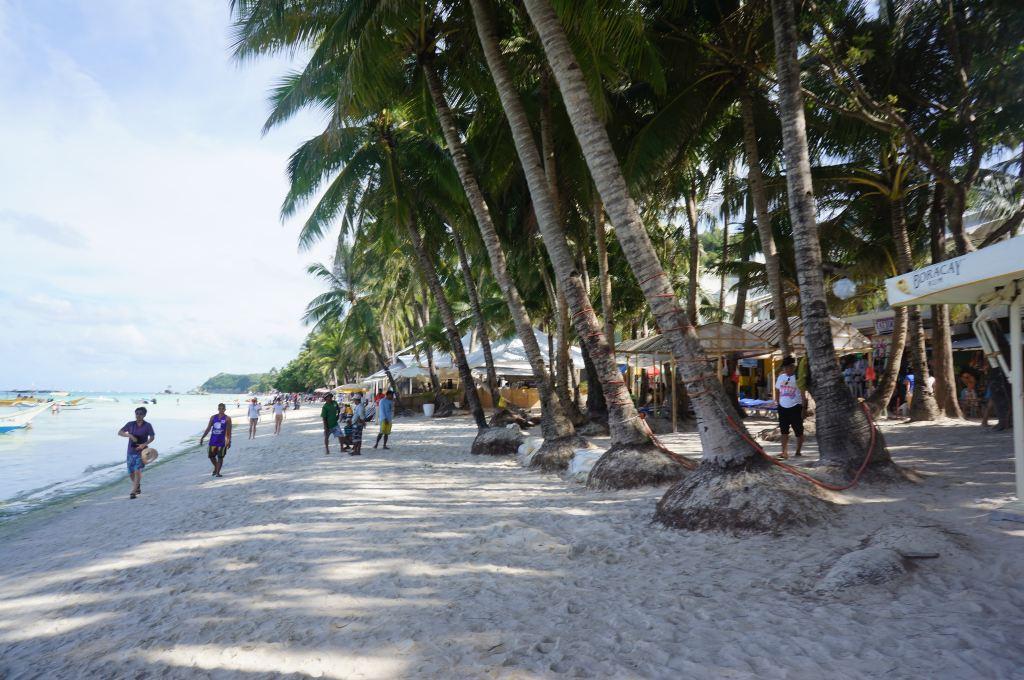 """我的四月""""菲行""""(菲律宾长滩岛"""
