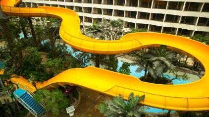 成都凯帝莱斯酒店1晚 可加购天堂岛海洋乐园门票【四星高性价比双人
