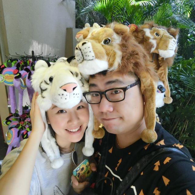 好奇宝宝要游长隆野生动物园的广州行(上海-广州,三天