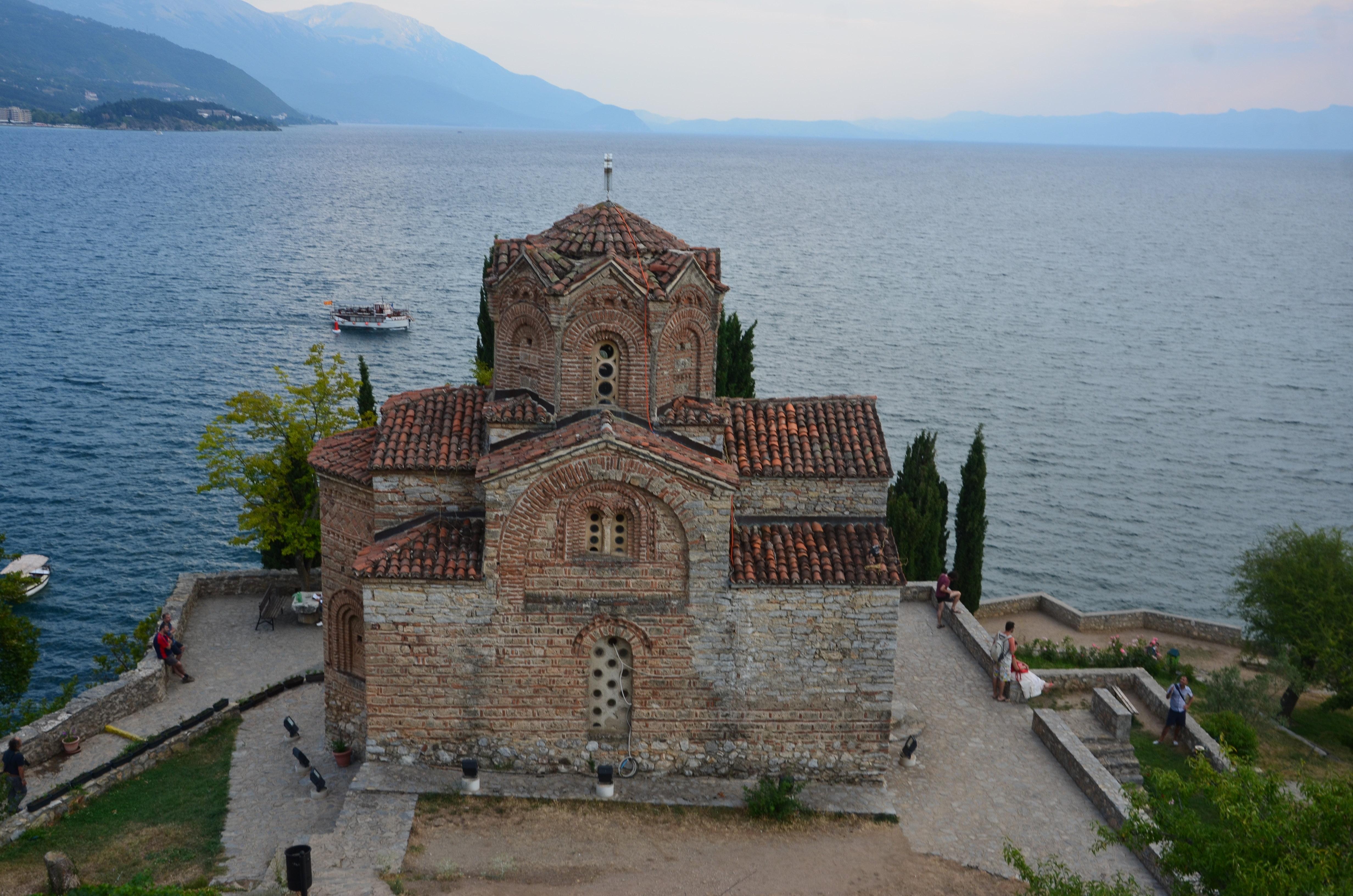 奧赫里德古城區  Ohrid Old City   -4