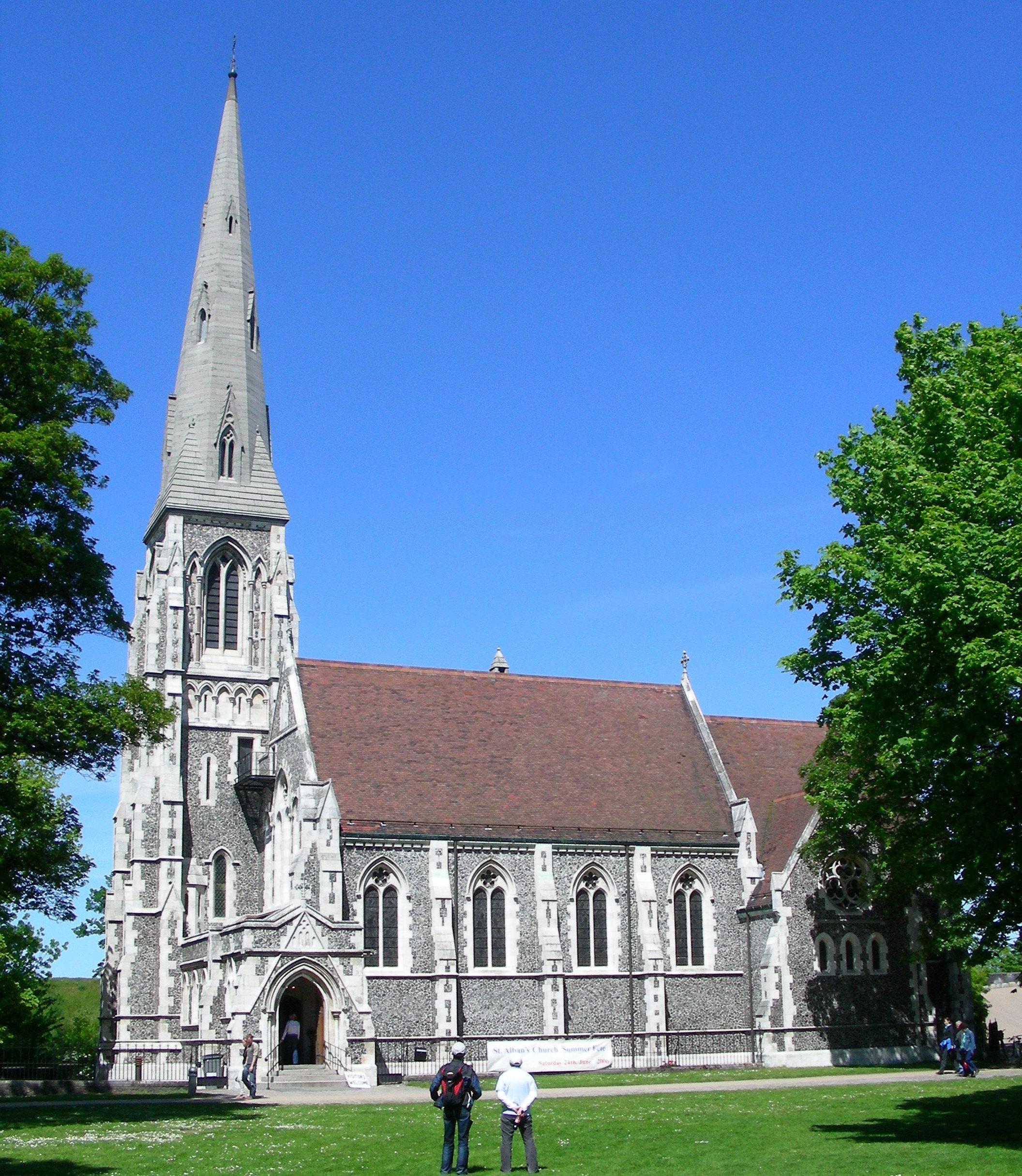 圣阿爾班教堂  St. Alban's Church   -4