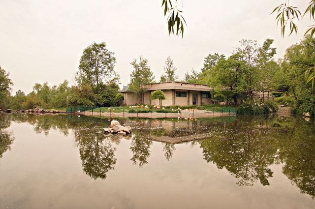 西安秦岭野生动物园为历代王朝的后花园
