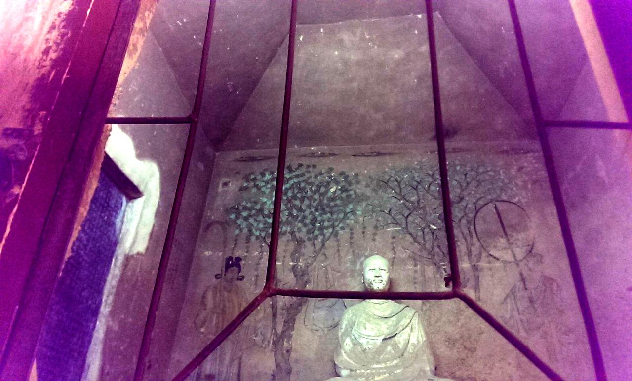 西安 世界 甘肃/当年就在此处发现藏经洞,震惊世界!莫高窟
