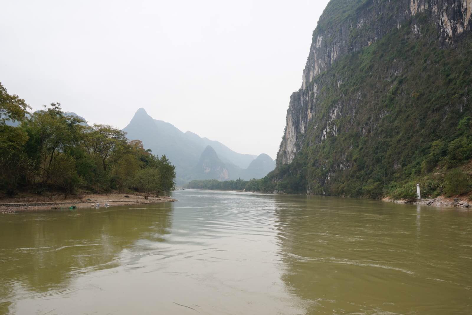 桂林山水甲天下 阳朔山水甲桂林