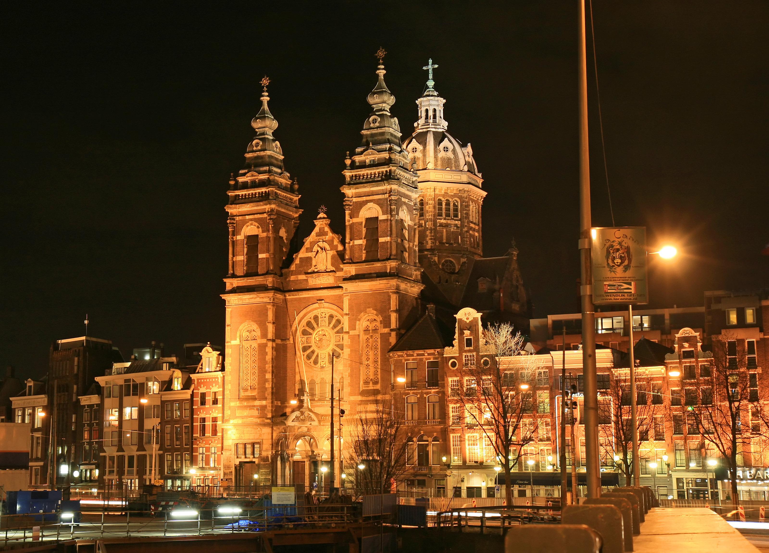 阿姆斯特丹圣尼古拉斯教堂  Church of Saint Nicholas   -2