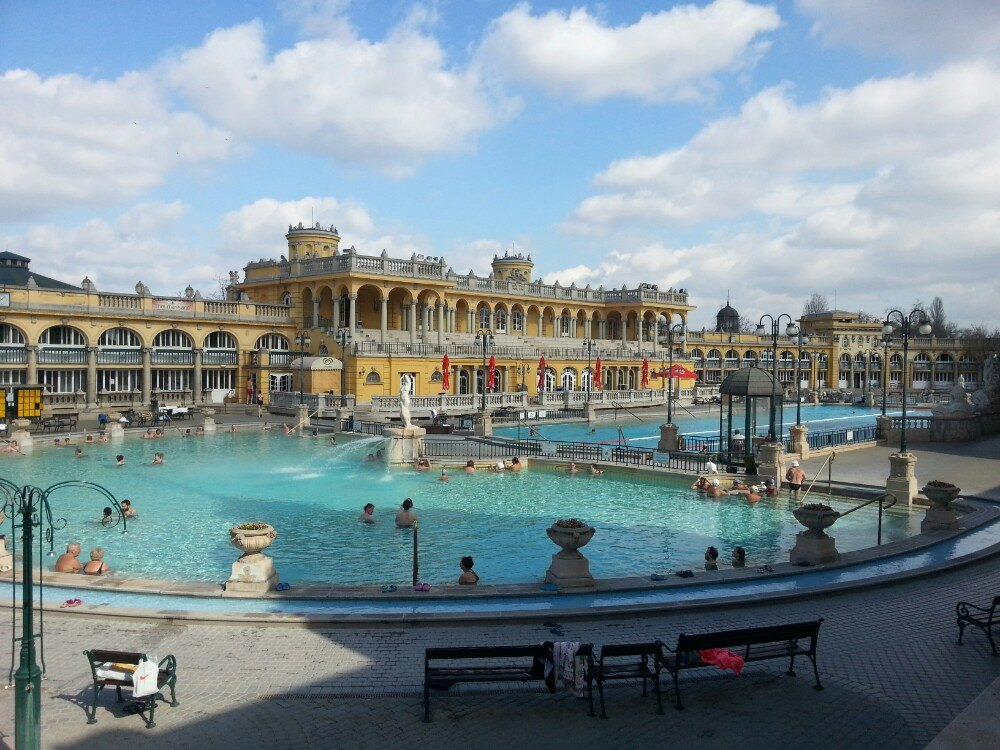 盖勒特温泉  Gellert thermal baths   -0