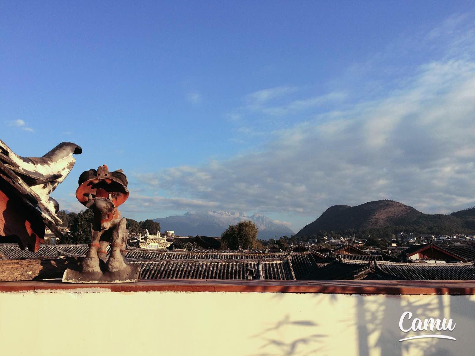 大理古城十月十月图片风景图片