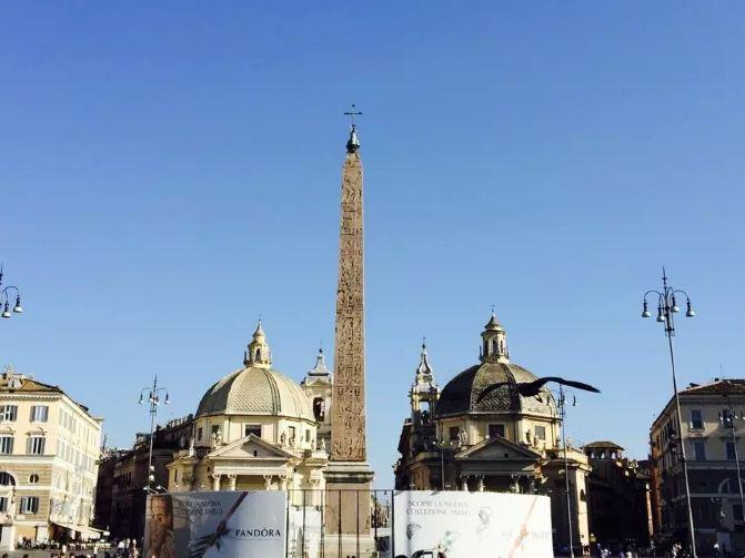 情意大利——罗马