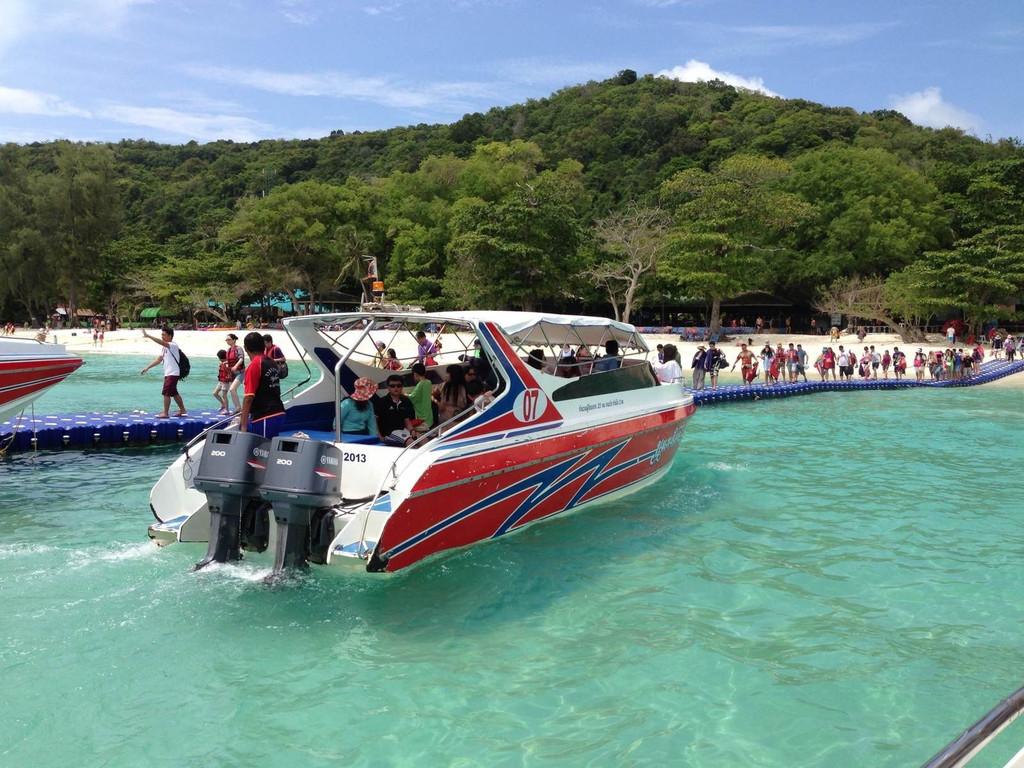 泰国布吉岛五天游