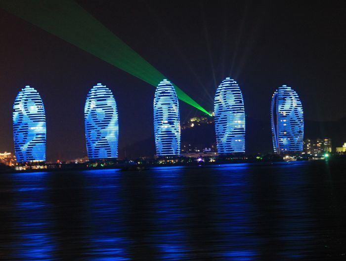 40凤凰国际机场 入住三亚凯莱仙人掌度假酒店 享受沙滩大海,亚龙湾