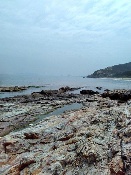 惠东最美盐洲岛,徒步黑排角海边-惠东游记攻攻略禧延昼图片