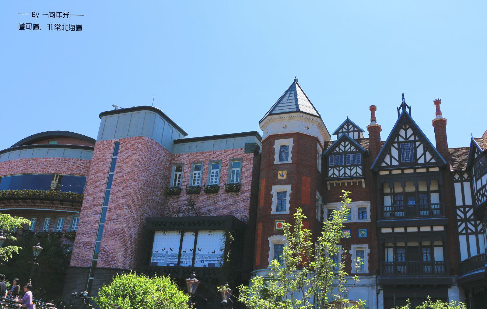 欧式童话别墅图片