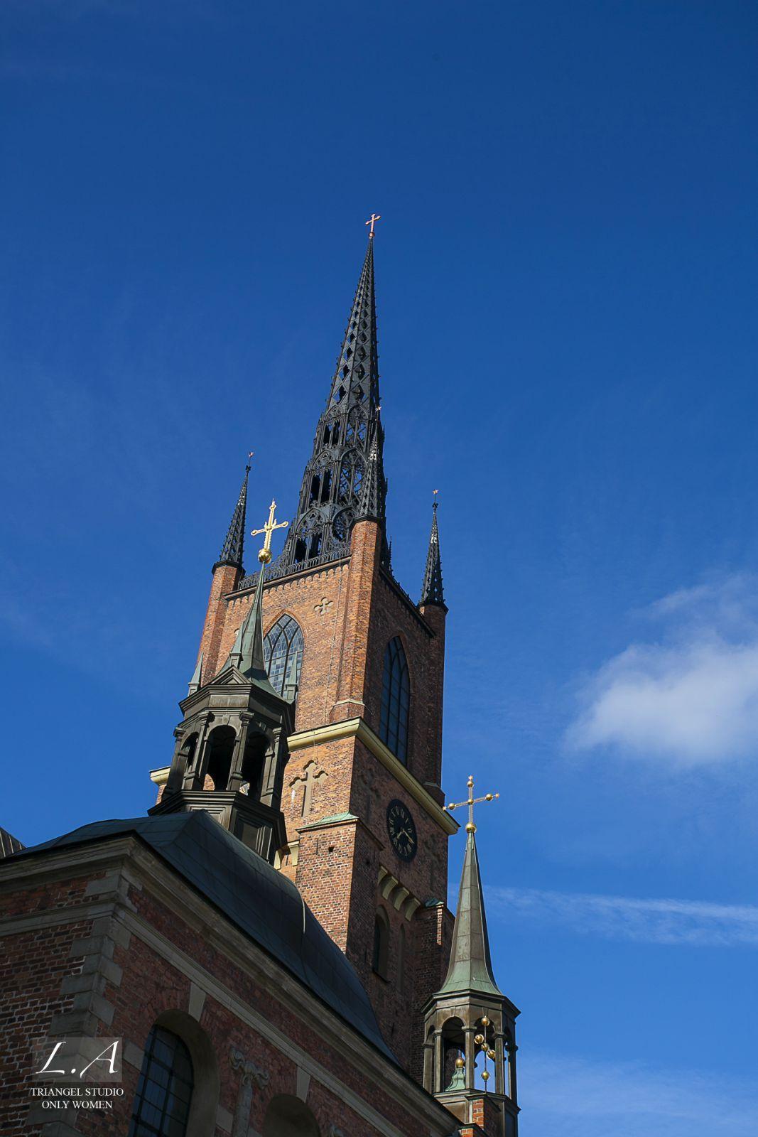 斯德哥尔摩——离诺贝尔奖一步之遥