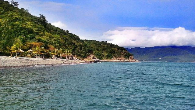 四岛通常指木岛(hon mun)
