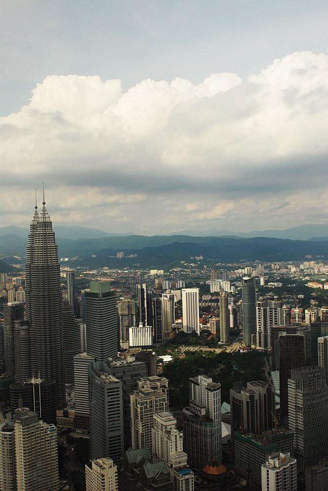 马来西亚-热浪岛&停泊岛9天亲子游(二,出发&吉隆坡)