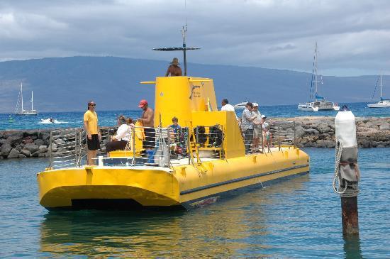 Semi-Sub Reefdancer  Semi-Sub Reefdancer   -0