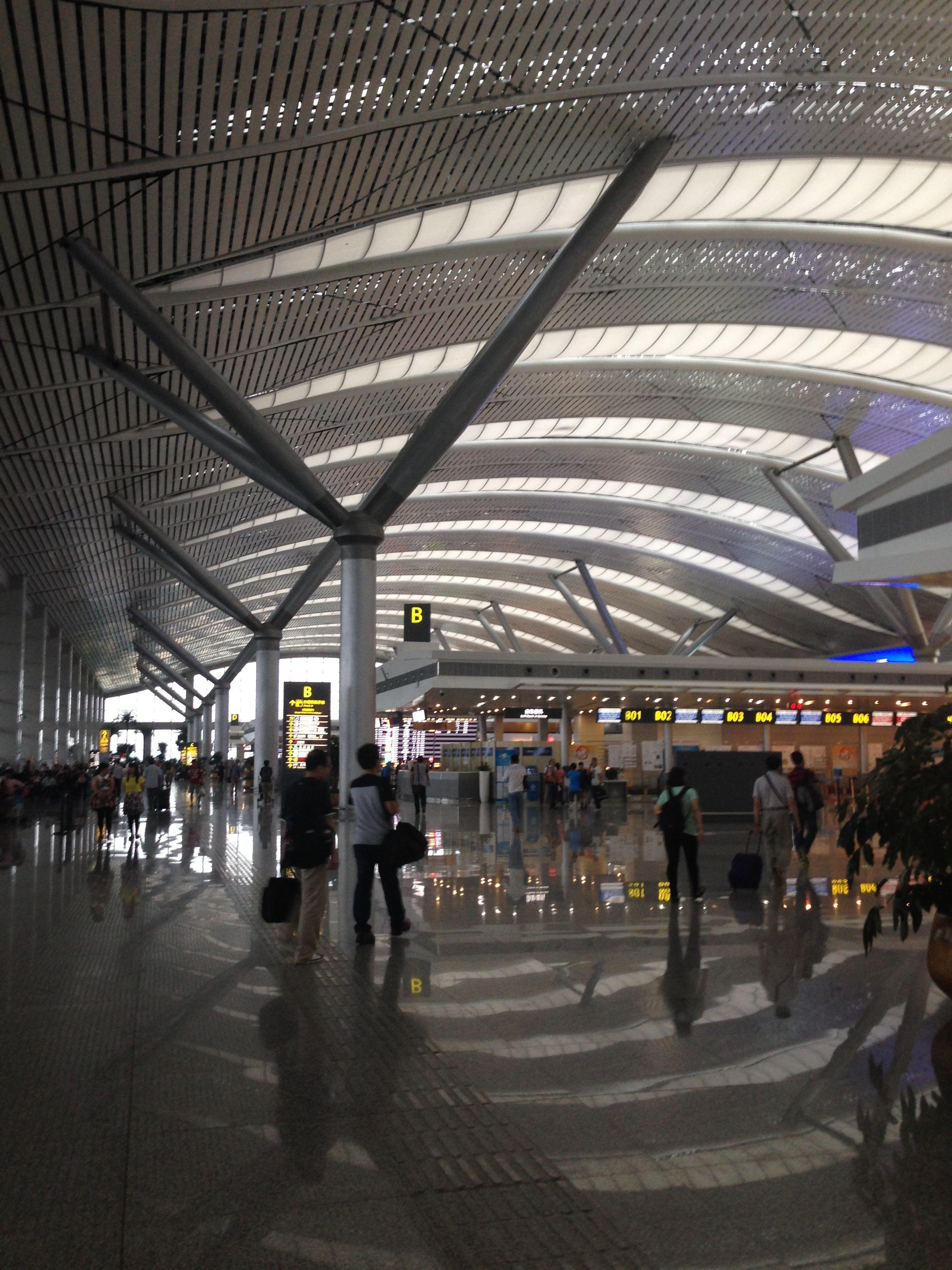 贵阳机场新航站楼