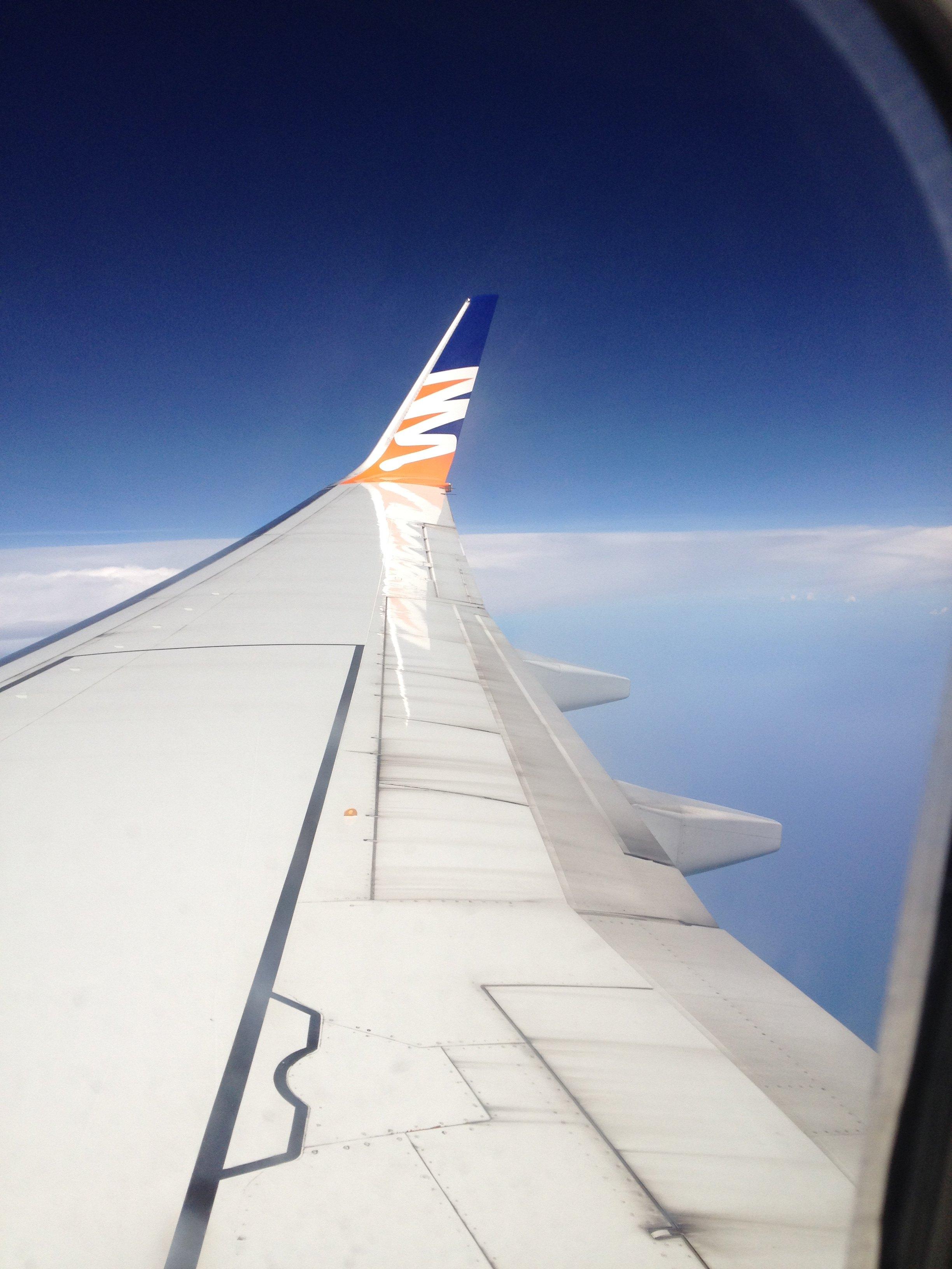 飞机哪个座位风景好