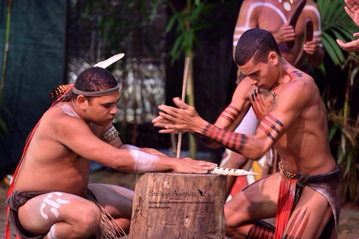 查普凯土著文化公园  Tjapukai Aboriginal Cultural Park   -0