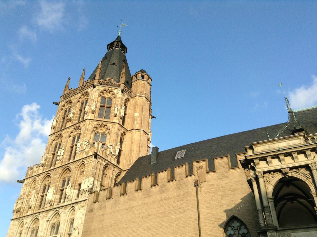 科隆市政厅  Cologne City Hall   -2
