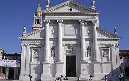 圣乔治马乔雷教堂  Basilica di San Giorgio Maggiore   -1