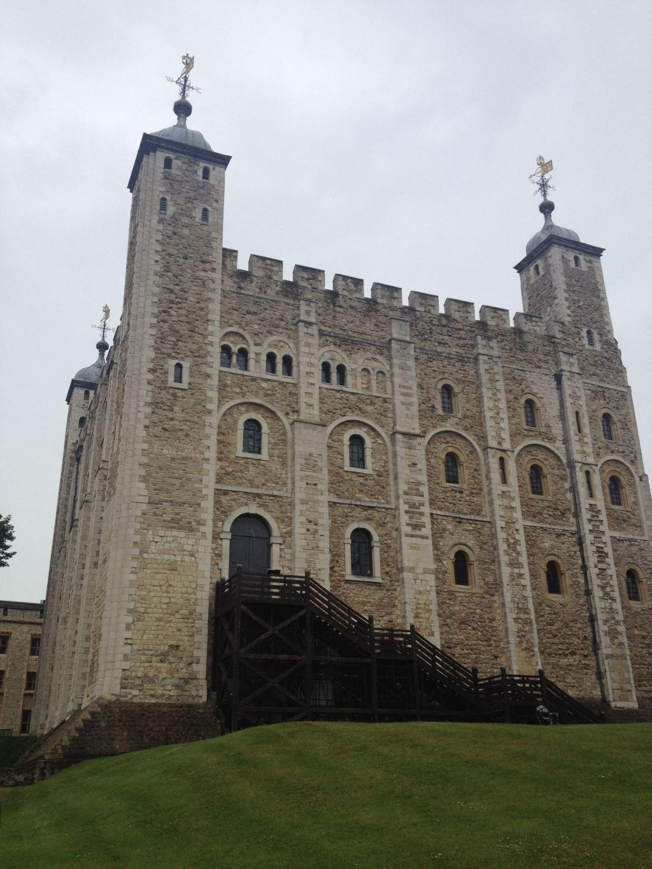 高清手机伦敦塔壁纸