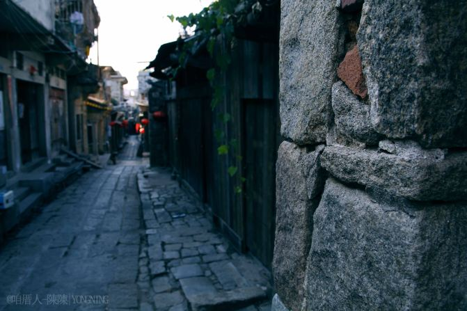 【杭州游】游记小镇-永宁古卫城-泉州美食攻文艺石狮很有名的图片