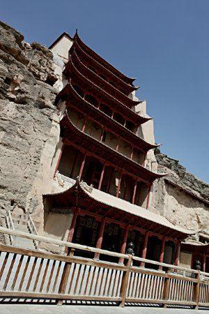 广东省所有建筑九层塔图片