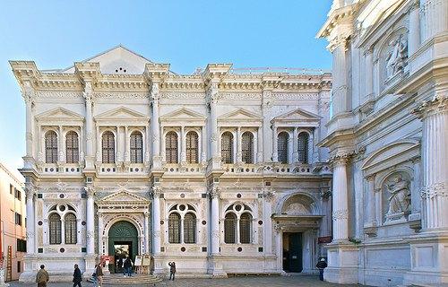 圣洛可大会堂  Scuola Grande di San Rocco   -0