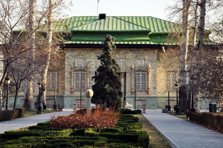 薩德阿巴德王宮  Sa'd Abad Museum   -0