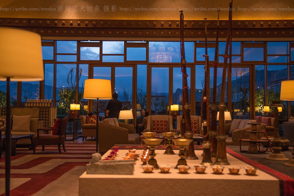 拉萨香格里拉大酒店――西藏的云中歌