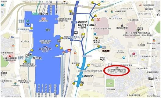 首尔至上海两日自由行机场v机场附实用路线平逛吃釜山一日游攻略图片