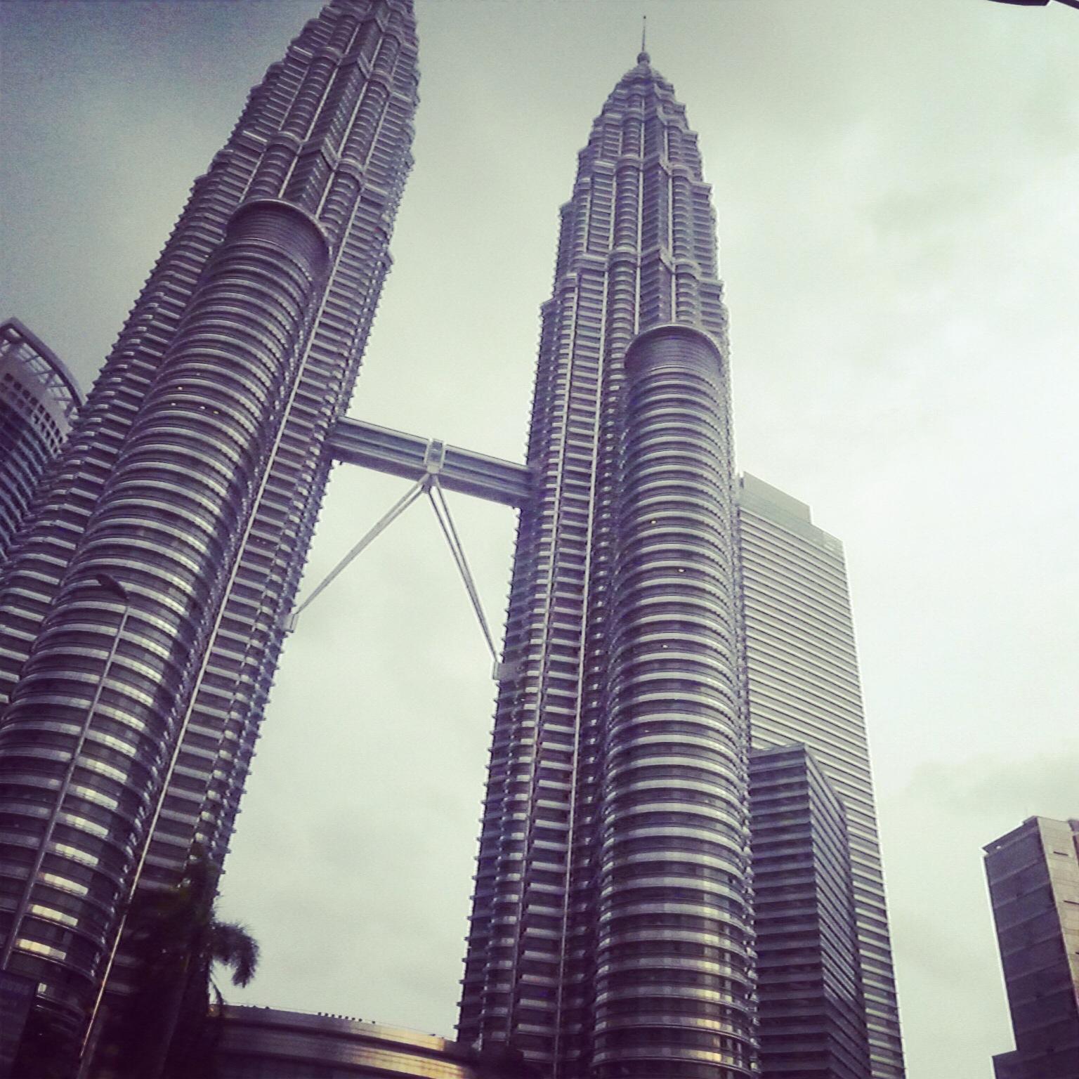 双子塔~吉隆坡多元化的建筑风格