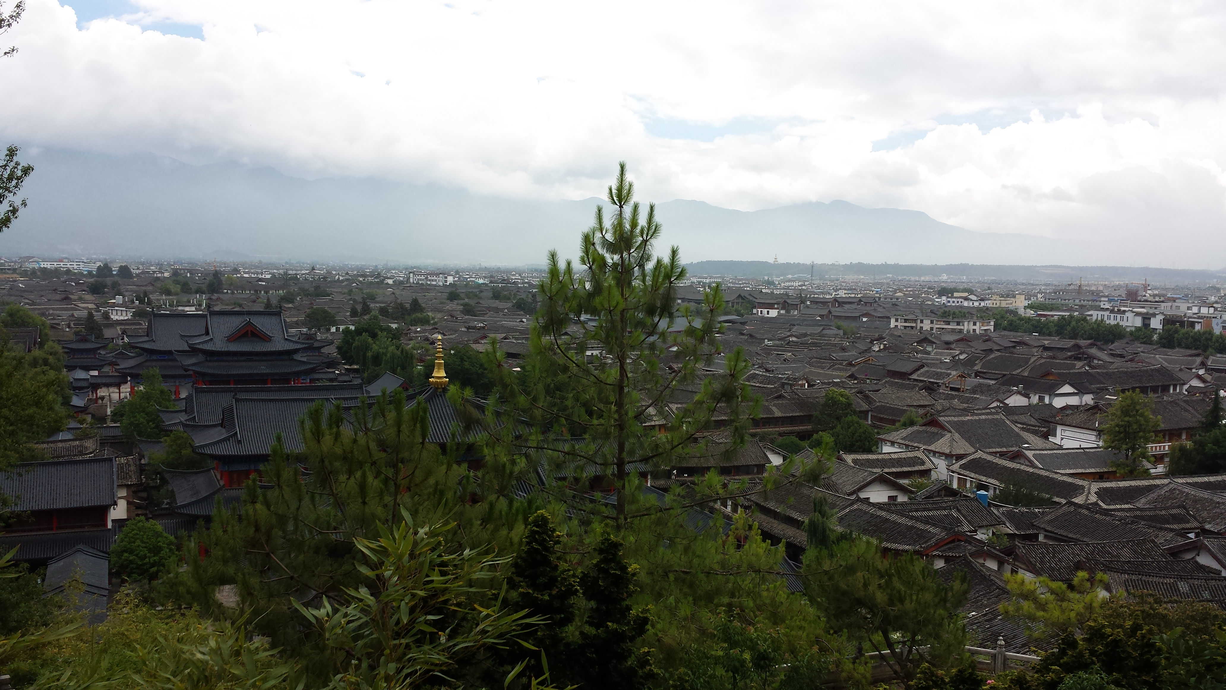 水彩丽江风景画临摹图片 dimg05.c-ctrip.com 宽4128x2322高