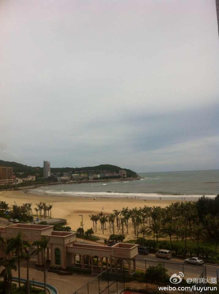 啦——阳江海陵岛