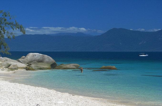 费兹洛伊岛  Fitzroy Island   -4