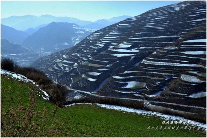 冬天的徒步.冶力关.穿越赤壁幽谷-甘南英杰攻攻略传完美游记图片
